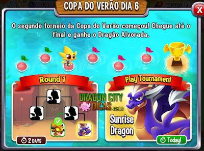 Ganhe o Dragão Alvorada - Torneio!