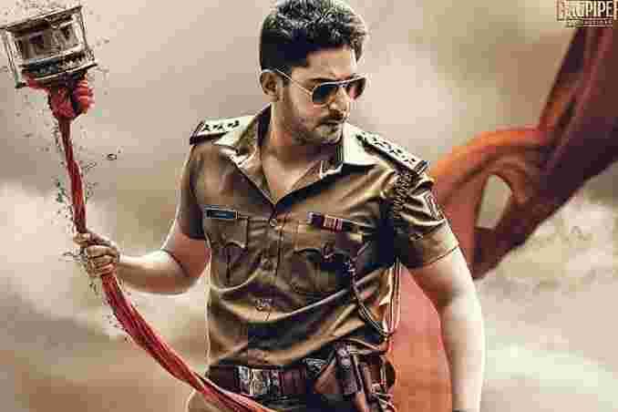 Inspector Vikram Hindi Dubbed movie