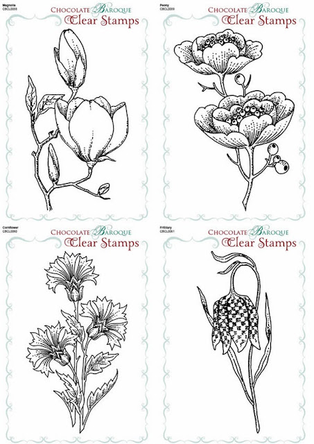 http://www.chocolatebaroque.com/Magnolia-Peony-Cornflower-and-Fritillary-Multi-buy-single-clear-stamps_p_5758.html