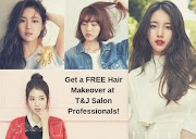 Win a free Hair Makeover from Tony and Jackey!