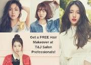 Win a free Hair Makeover from Tony and Jackey!