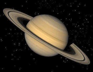 Planet Saturnus