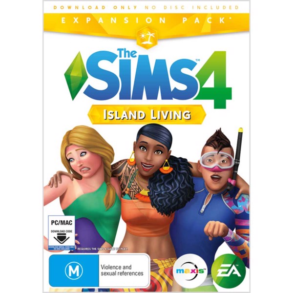 List Games Pc Mahkota Games The Sims 4 Island Living Tidak Perlu