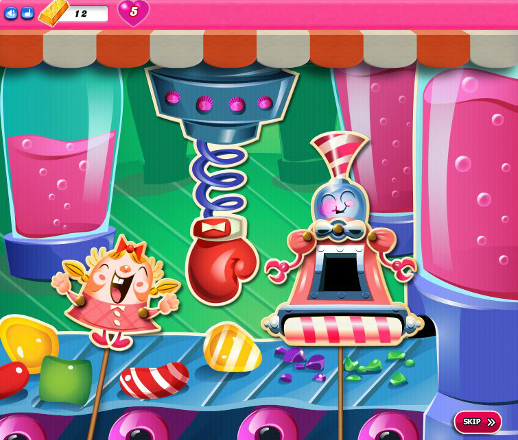 Candy Crush Saga level 2226-2240