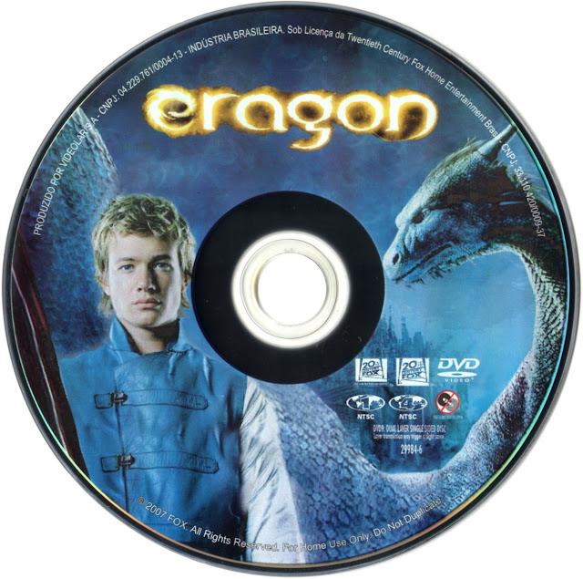 Label DVD Eragon