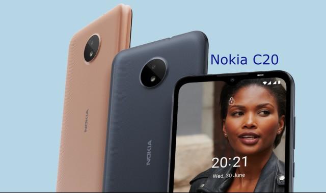 Nokia C20 Price Nepal