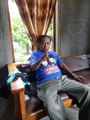 Lebih Mengutamakan Rahmat Hidayat, Herman HN Ditinggalkan Banteng 99 Pesawaran
