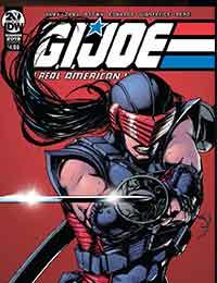 G.I. Joe: A Real American Hero: Yearbook 2019
