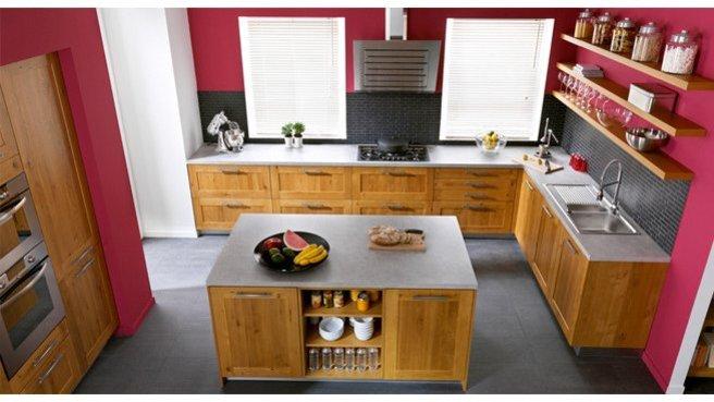 ilot de cuisine id es lot de cuisine pour grandes les de cuisine sur mesure. Black Bedroom Furniture Sets. Home Design Ideas