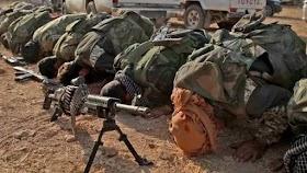 Siap Habisi Pasukan Yunani, Tentara Jihad Suriah Rela Mati Buat Turki