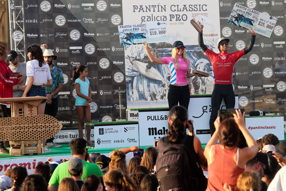 2016 Pantin Classic Galicia Pro Highlights Champions Crowned in Eventful Day of Pantin Classic
