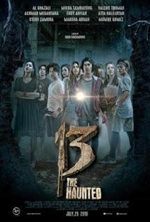 Film 13 The Haunted 2018 (Indonesia)