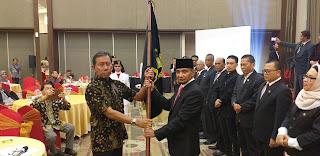 Usman Sulaiman Pimpin KADIN Provinsi Jambi Periode 2019-2024 Terpilih Secara Aklamasi.