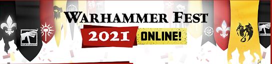 Juegos en caja del Warhmmer Fest 2021