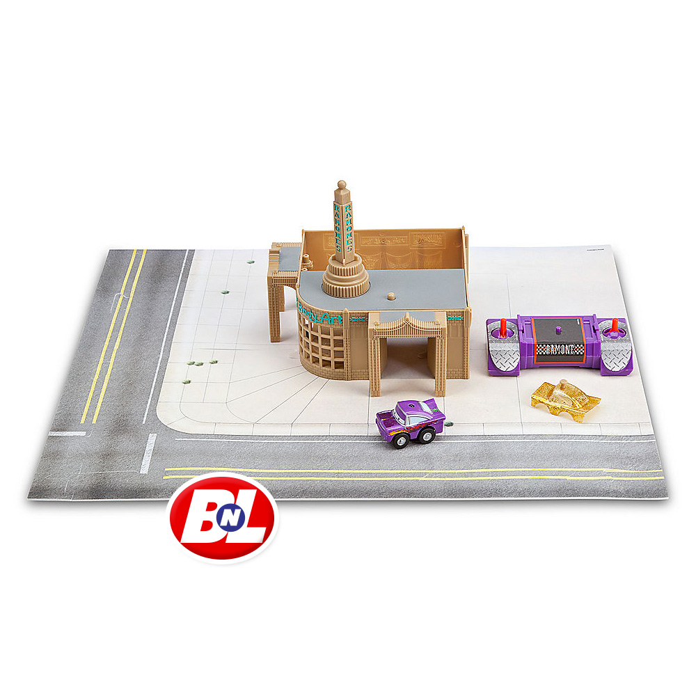 Welcome On Buy N Large Cars Ramone S House Of Body Art Play Set