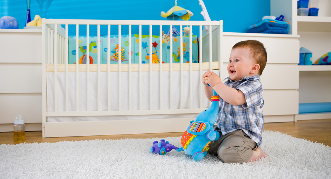 How to Turn a Nursery Into the Best Place for Your Kid