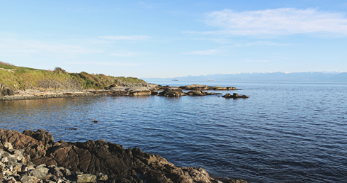 Macaulay Point Park Victoria BC Vancouver Island