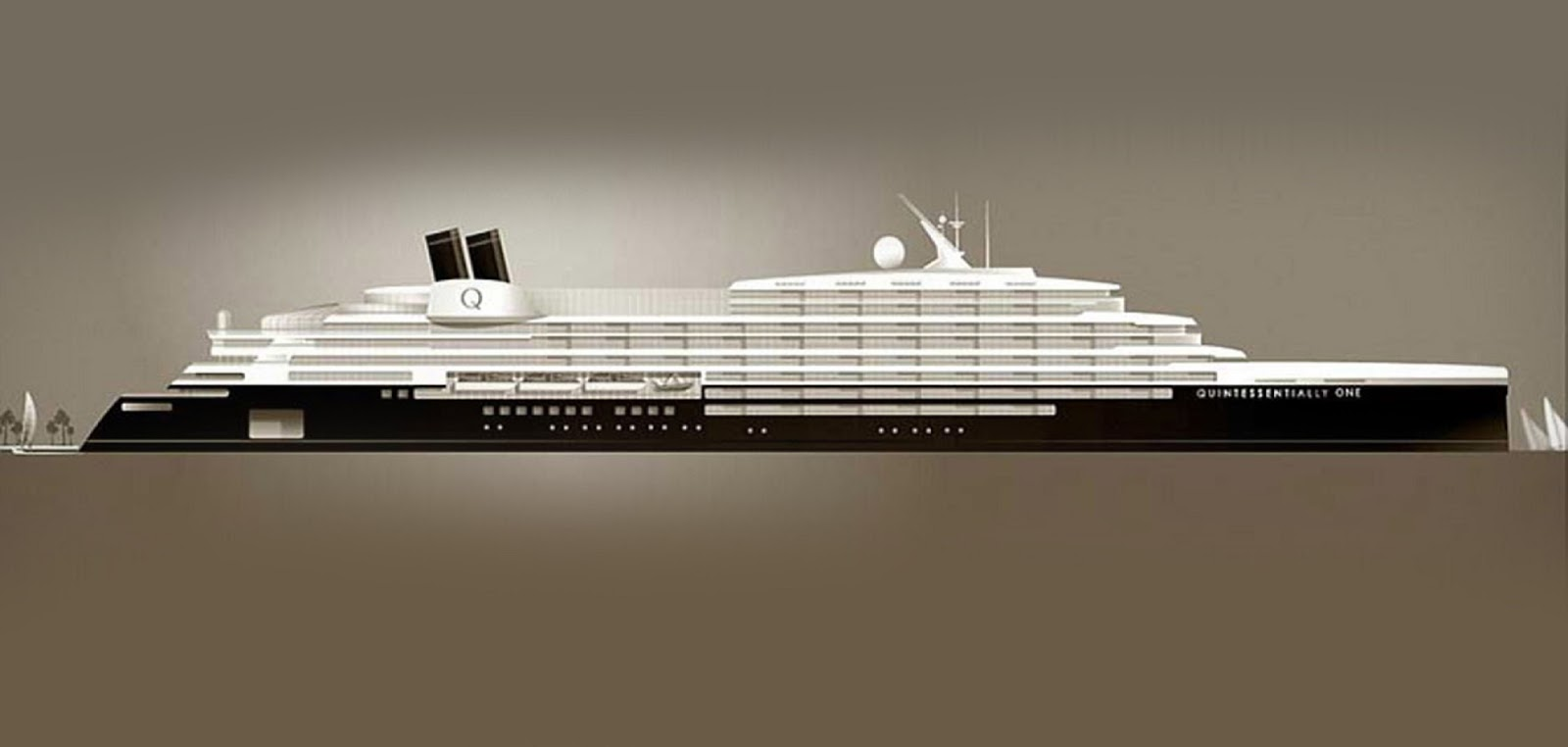 QUINTESSENTIALLY ONE Superyacht