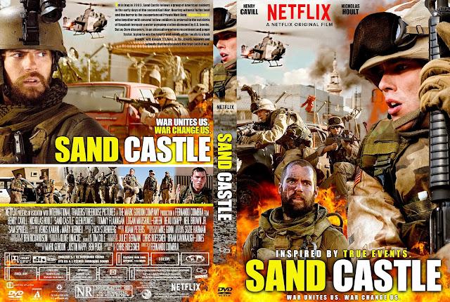 Sand Castle DVD Cover