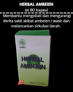 HERBAL AMBEIEN