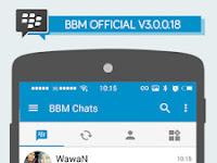 BBM MOD Official V3.0.0.18 Apk Terbaru