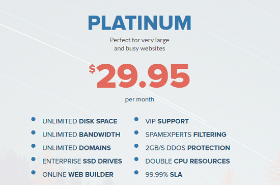 StableHost Pricing, Enterprise Hosting