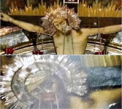 Πρωταπριλιάτικο αστείο: «Ο Εσταυρωμένος στο Γολγοθά άνοιξε τα μάτια του»