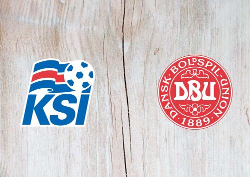 Iceland vs Denmark -Highlights 11 October 2020