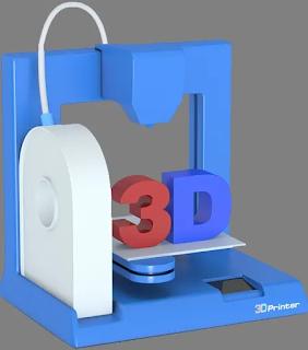 3D Yazıcı Sisteminin Parçaları