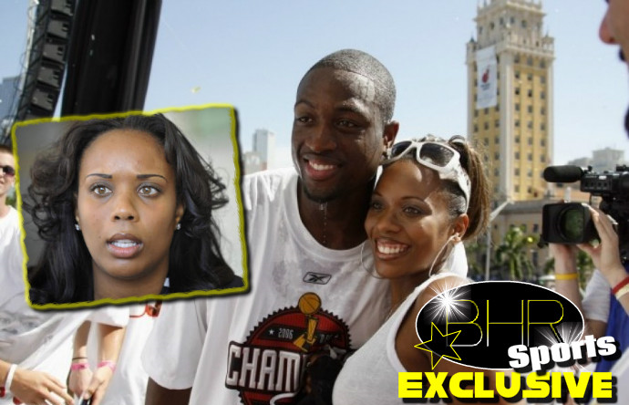 Dwyane Wade's Ex Wife (Siohvaughn Funches) Wants $10 Million To