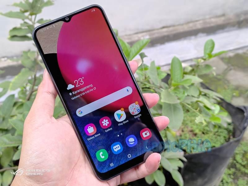Benchmark AnTuTu Samsung Galaxy A02s Bertenaga Snapdragon 450