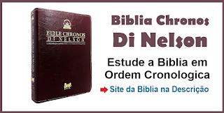 Biblia de Estudo Dinelson