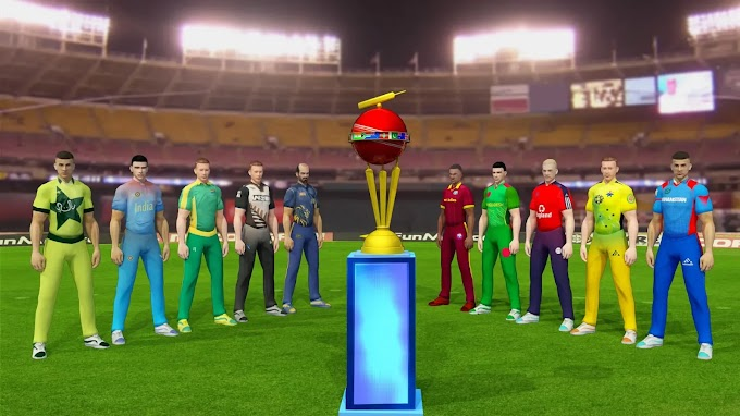 World Cricket Cup 2019 Game
