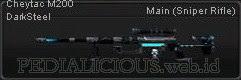 `Cheytac M200 DarkSteel