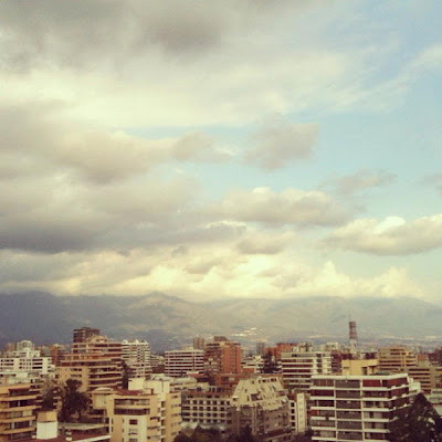 iPhoneography: October 5 2012 Selection, pablolarah,Pablo Lara H,santiago de chile, clouds