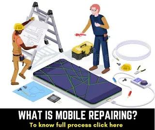 What is mobile repairing