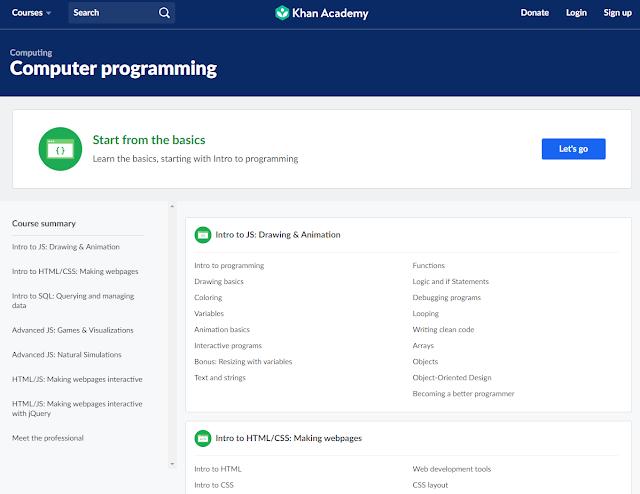 28 sites para aprender a programar com cursos gratuitos