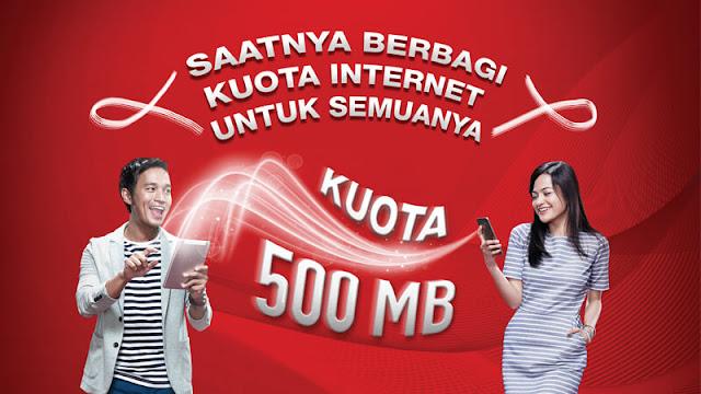 Inilah 3 Cara Transfer Kuota Internet Telkomsel dengan Mudah dan Cepat.