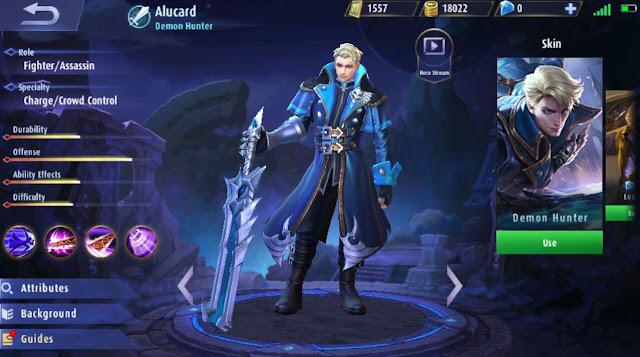 Permainan Video Telefon Pintar Mobile Legends dari Moonton - Malaysia - Sofinah Lamudin