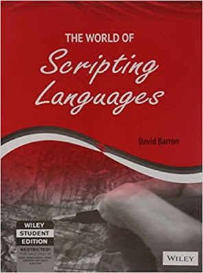 The World of Scripting Languages pdf free download