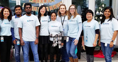 Women employees at Paypal