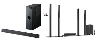 Sound Bar dan Home Theater
