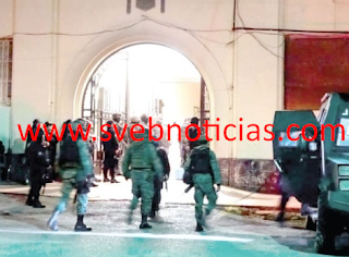 Traslado de reos desata balacera en Ciudad Victoria Tamaulipas
