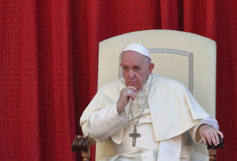 Paus Francis Membandingkan Aborsi Dengan Pembunuh bayaran
