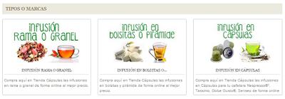Comprar Té e infusiones online
