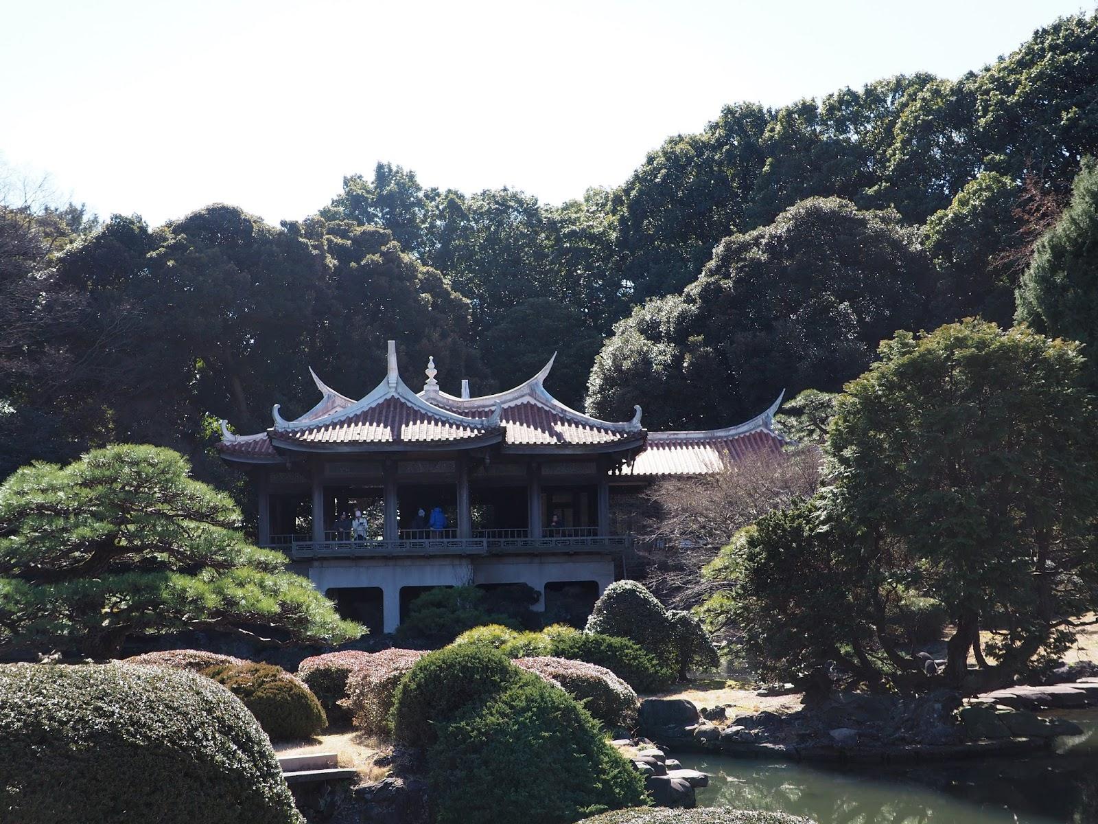 tokyo japan winger garden