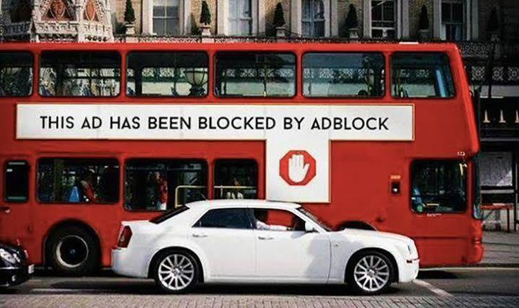 AdBlock on a double decker