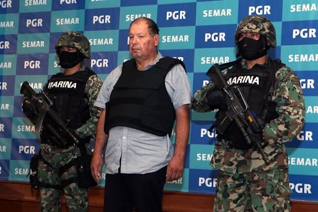 El M-1 Capo del Cártel del Golfo y hermano de Osiel Cárdenas Guillen, libre en tan solo 11 años