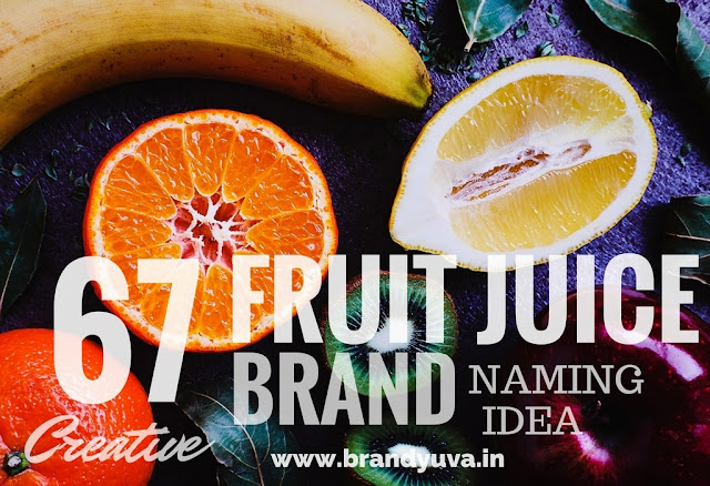 fruit juice brand names