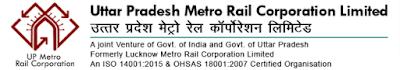 UP Metro Rail Various Post Exam Admit Card 2021
